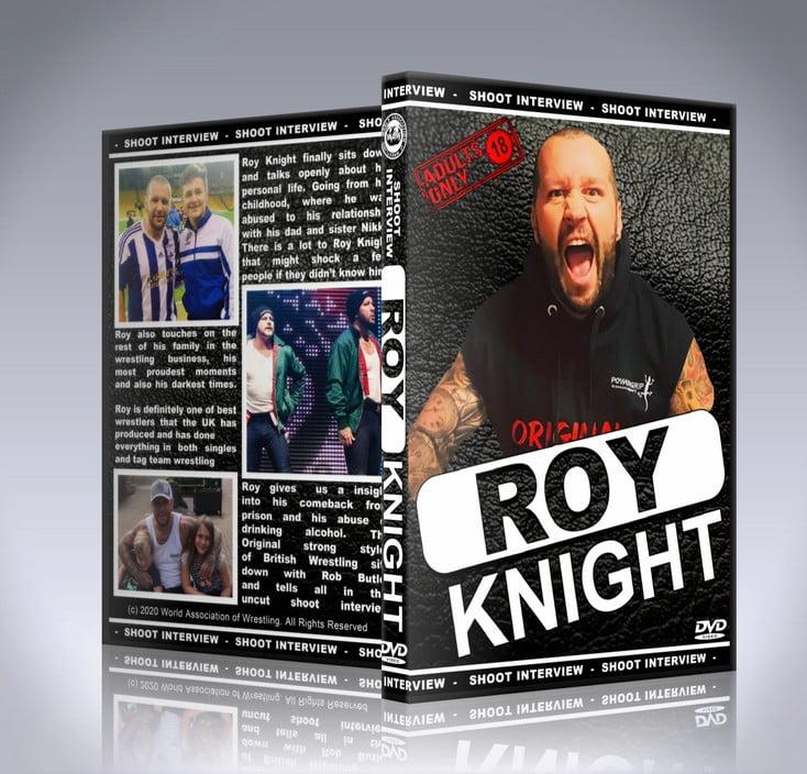 Roy Knight Shoot Interview DVD