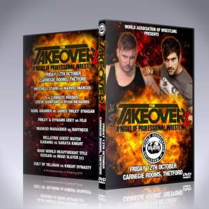 WAW The Takeover 2 DVD