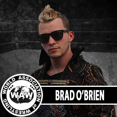 Brad O'Brien WAW Roster Photo