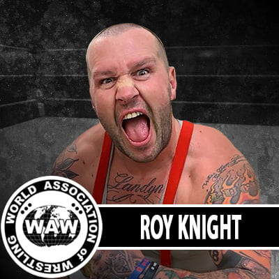 Roy Knight WAW Roster Photo