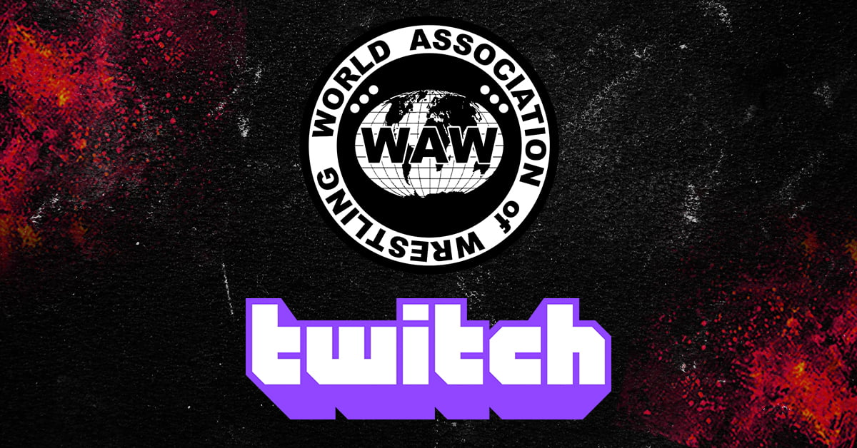 WAW Launches Twitch Channel