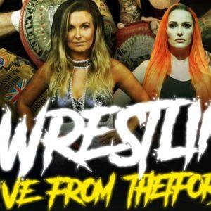 Live Wrestling in Thetford - 26/09/21
