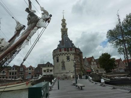 Hauptturm von Hoorn