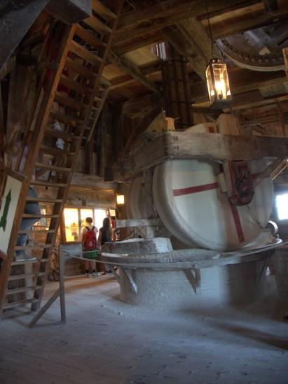 De Kat - die einzige noch in Betrieb befindliche Farbmühle der Welt.