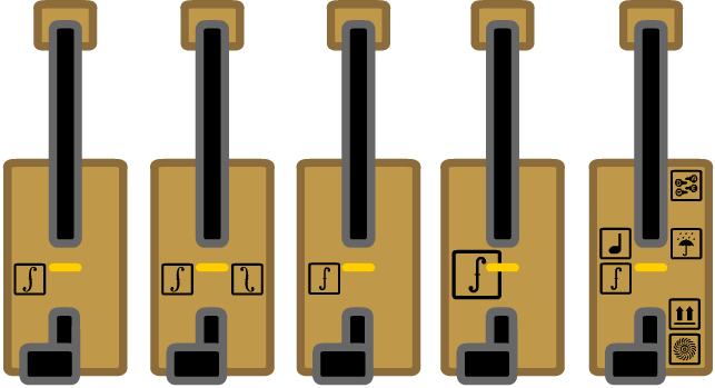 SaxoLaxo-Cardboard-Violin-Fholes