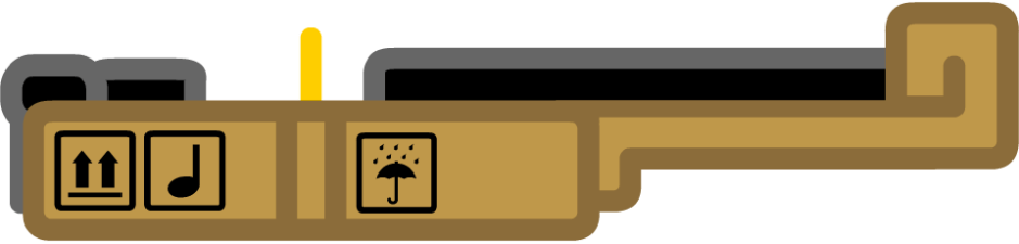 SaxoLaxo-Cardboard-Violin-Right-Side