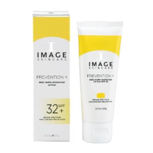 PREVENTION + daily matte moisturizer spf 32 Image Skincare San Diego