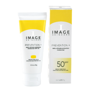 PREVENTION + daily ultimate protection moisturizer spf 50 Image Skincare San Diego