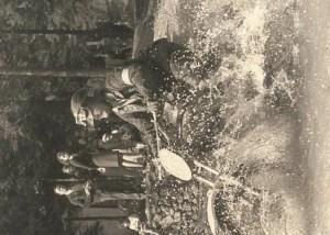 isdt jon tye 1968 wearing jacket in water 21