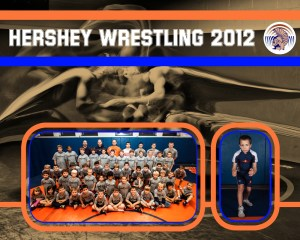 Hershey Wrestling Youth 12a