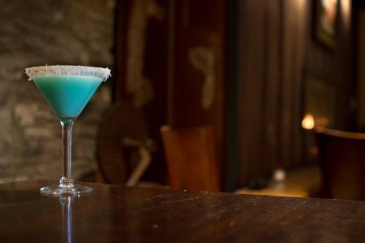 coco snowball martini