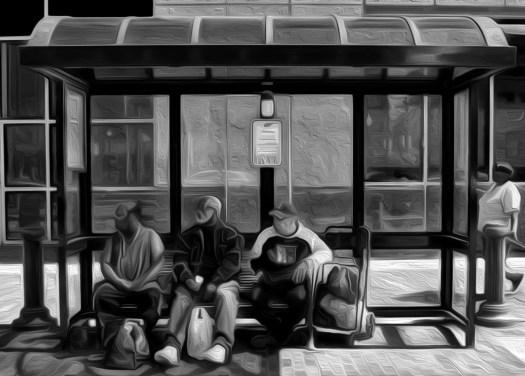 bus stop 38