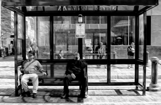 bus stop 41
