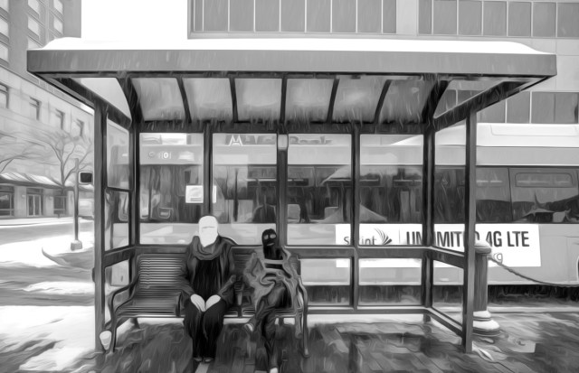 bus stop 47