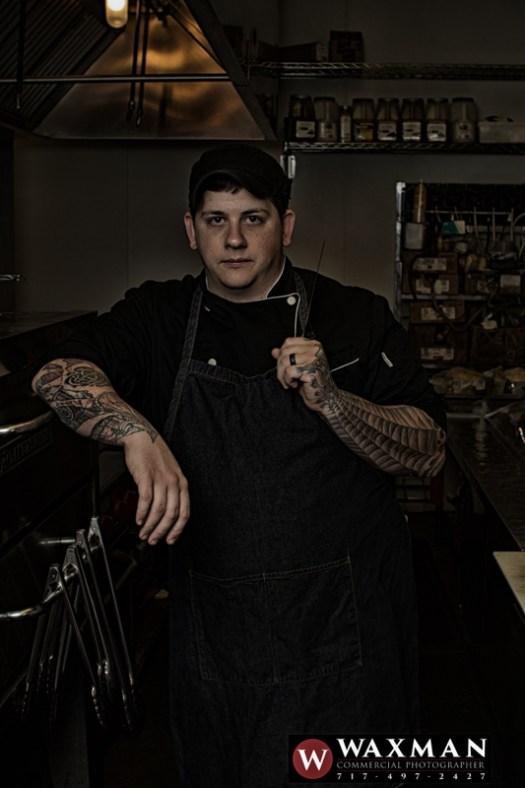 cafe 1500's executive chef ben beaver
