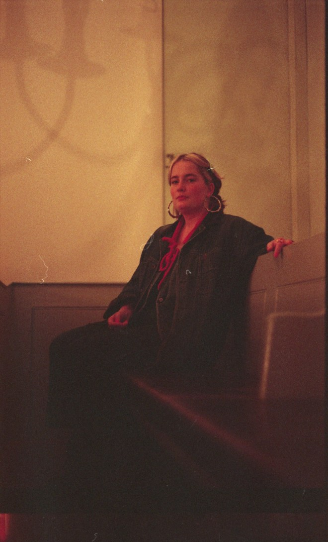 Katy J Pearson - Sitting