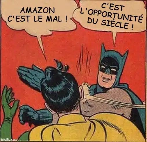 Pourquoi Amazon est l'opportunité du siecle !?