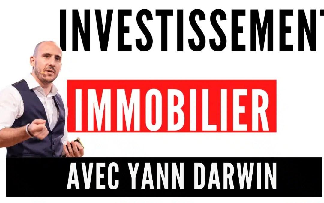 Yann Darwin Avis sur sa formation Investissement immobilier