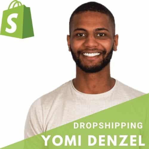 YOMI DENZEL AVIS FORMATION DROPSHIPPING ECOMMERCE