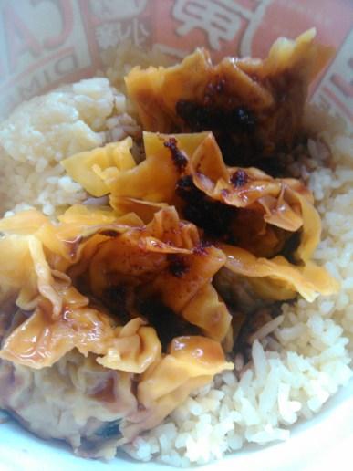 Shark's Fin with Rice