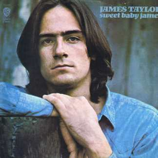 James Taylor – Sweet Baby James – K 46043 - A1/B1 - LP Vinyl Record