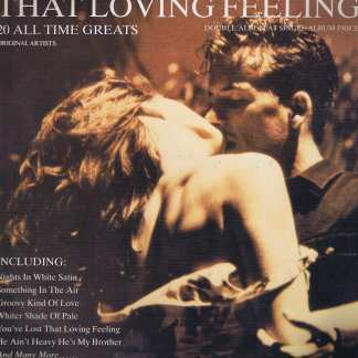 Various – That Loving Feeling Volume – DIN TV 5 - 2-LP Vinyl Record