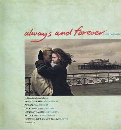 Various Artists – Always And Forever (The Love Album) - STAR 2301 - LP Vinyl Record