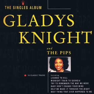 Gladys Knight And The Pips – The Singles Album - GKTV 1 - LP Vinyl Record