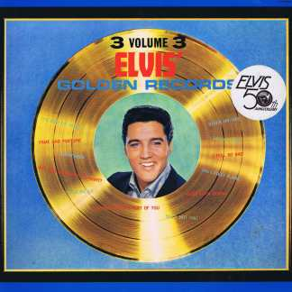 Elvis Presley – Elvis' Golden Records Vol. 3 – NL82765 - LP Vinyl Record