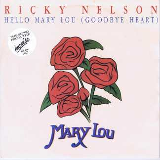 Ricky Nelson – Hello Mary Lou (Goodbye Heart) - EMCT 2 - 7-inch Vinyl Record