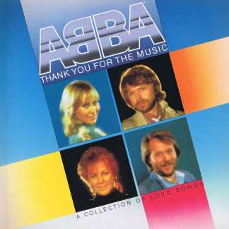 Abba - Thank You For The Music - EPC 10043 – LP Vinyl Record