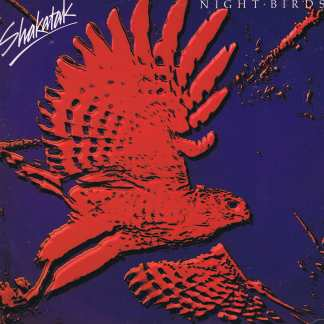 Shakatak - Night Birds - POSPX 407 – 12-Inch Vinyl Record