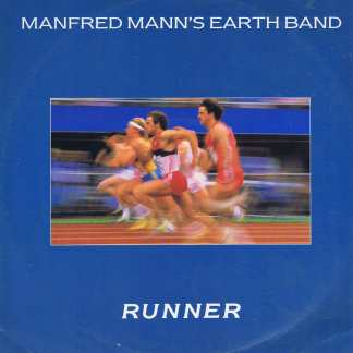 Manfred Mann's Earth Band - Runner - BROX 180 – 12-inch Vinyl Record