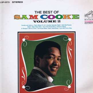 The Best Of Sam Cooke Volume 2 - RCA LSP-3373 - LP Vinyl Record