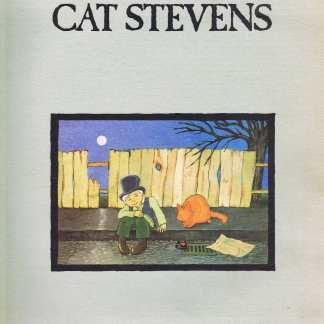 Cat Stevens - Teaser & the Firecat – ILPS 9154 - A3/B3 - LP Vinyl Record