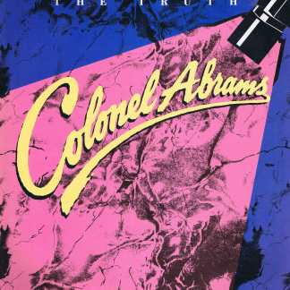 Colonel Abrams - The Truth - MCAT 1022 - 12-inch Record