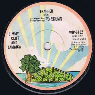 Jimmy Cliff – Struggling Man - WIP 6132 - 7-inch Vinyl Record