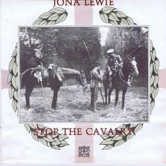 Jona Lewie - Stop The Cavalry - BUY 104 - 7-inch Vinyl Record