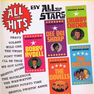Various – All The Hits By All The Stars - GGL 0162 - LP Vinyl Record