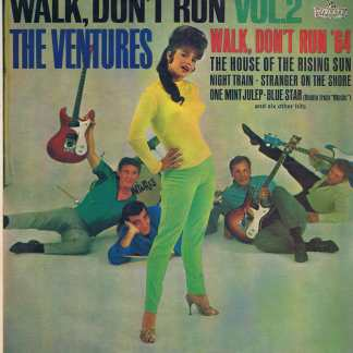 The Ventures – Walk, Don't Run Vol. 2 – Liberty SLYL-932664 - LP Vinyl Record