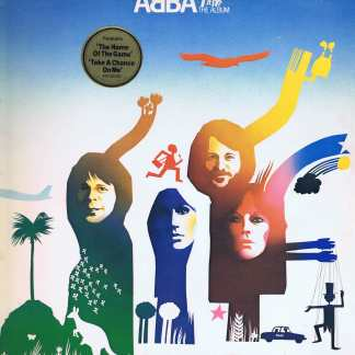 Abba - The Album – EPC 86052 - LP Vinyl Record