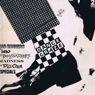 Dance Craze - The Best of British Ska...Live! - CHR TT5004 - LP Vinyl Record