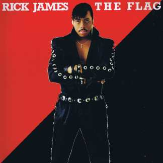 Rick James - The Flag - ZL72443 - LP Vinyl Record