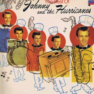 The Best Of Johnny And The Hurricanes ‎– TAB32 - LP Vinyl Record