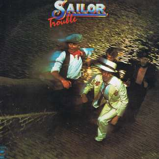 Sailor - Trouble - EPC 69192 - LP Vinyl Record