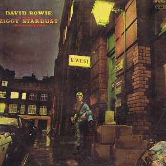 David Bowie – Ziggy Stardust – SF 8287