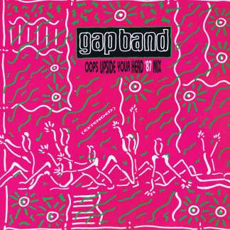 Gap Band – Oops Upside Your Head ('87 Mix) - JABX 54 - 12-inch Vinyl Record