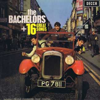 The Bachelors – 16 Great Songs - LK 4614 - LP Vinyl Record