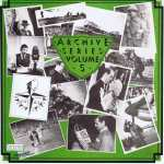 Archive Series Volume 5 - KPM 1320 - Library Production Music LP