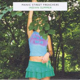 Manic Street Preachers – Indian Summer - 7-inch Vinyl Record